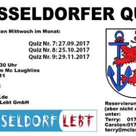Düsseldorfer Quiz Sept./Okt./Nov