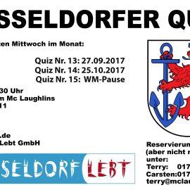 Düsseldorfer Quiz April/Mai/Juni