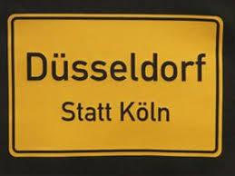 Düsseldorf Statt Köln