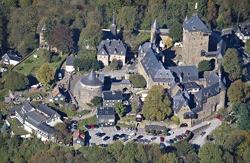 Schloss Burg, Foto: Frank Stursberg