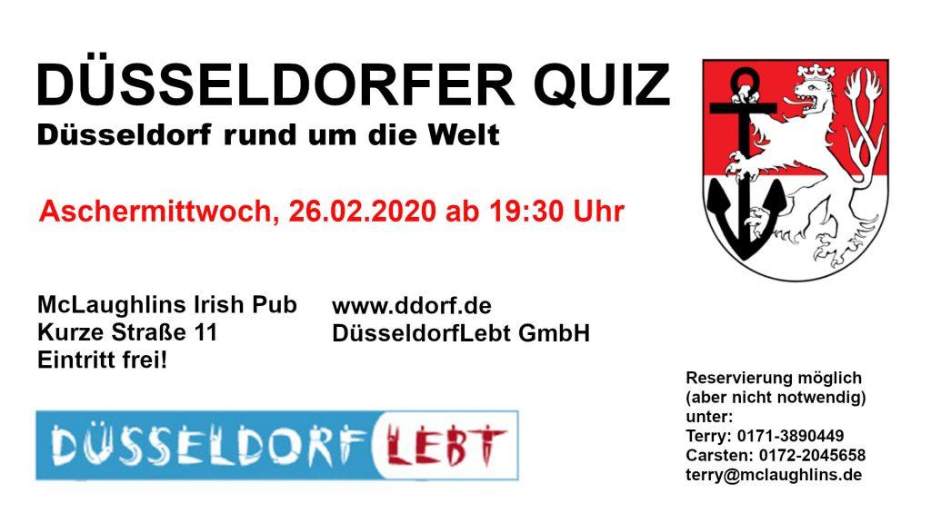 Düsseldorfer Quiz Reloaded (No. 32)