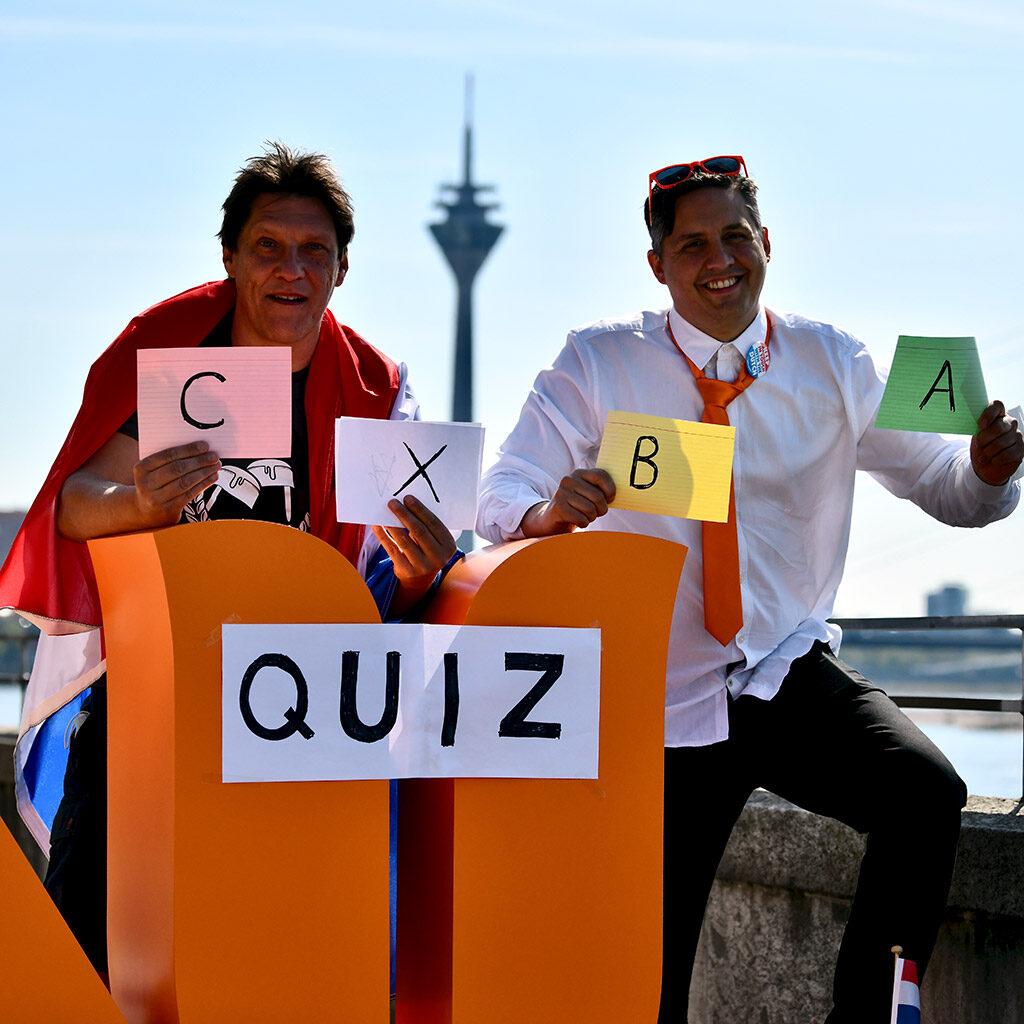 Niederlande-Quiz für Europe in the City