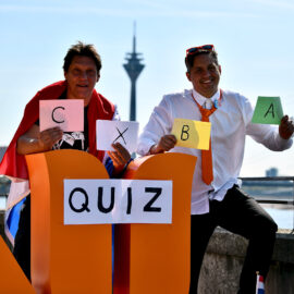 Niederlande-Quiz für Europe in the City